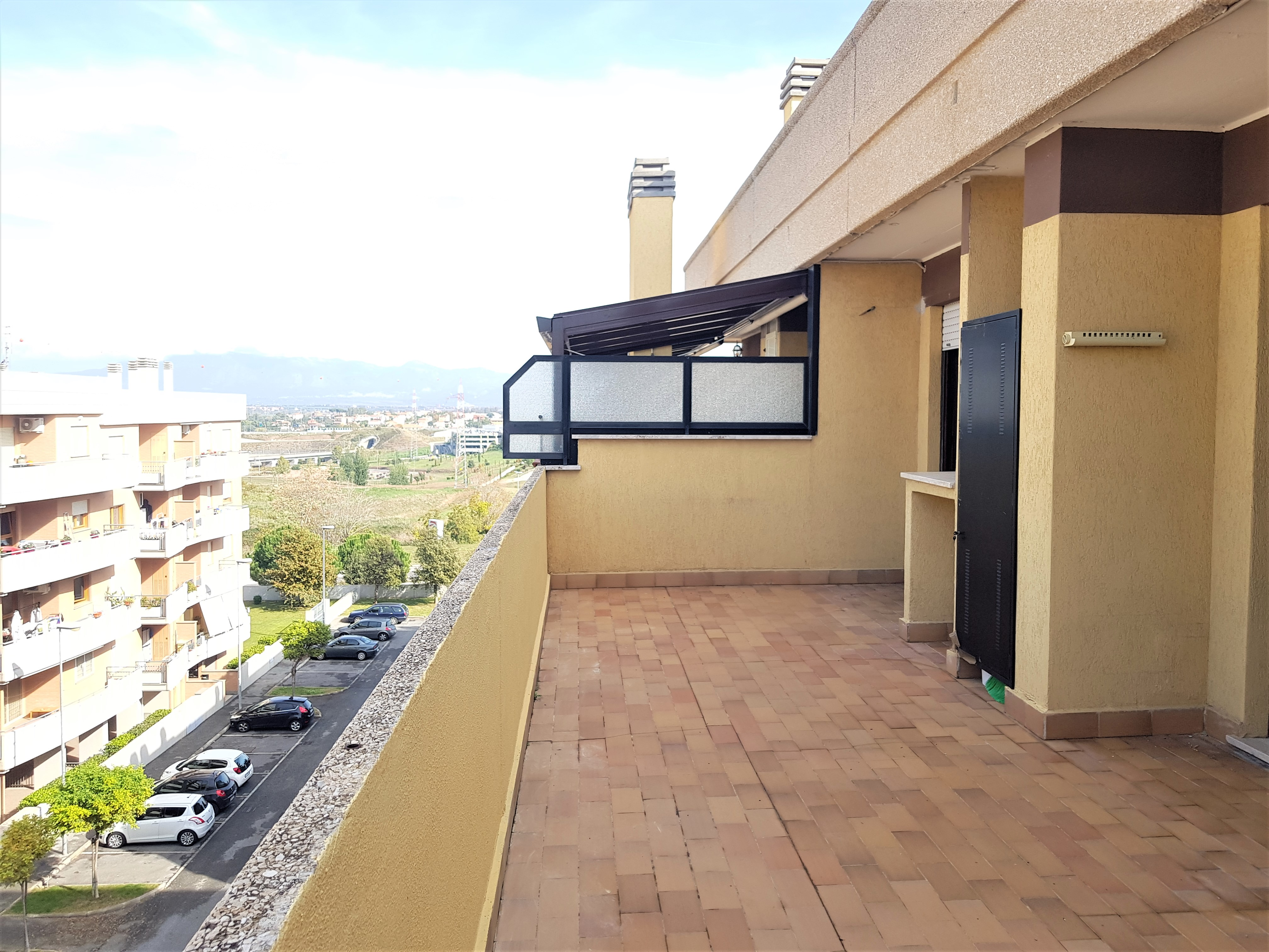 Appartamento in vendita a roma rm ponte di nona case a for Case in vendita ponte di nona
