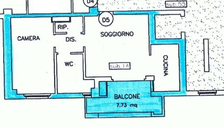 Appartamento in vendita a perugia filosofi 61 mq for B b soggiorno petrarca
