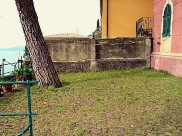 Appartamento in vendita a camogli ruta di camogli for Giardino 80 mq