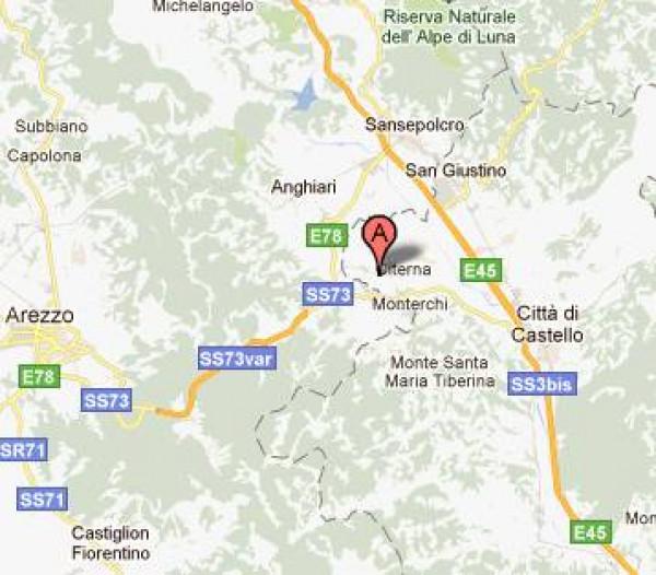 Vendita locale commerciale a Citerna - Pistrino img