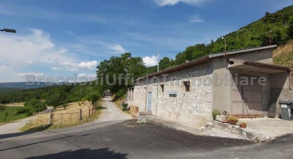 Vendita rustico/terreno a Trevi - Via Coste San Paolo
