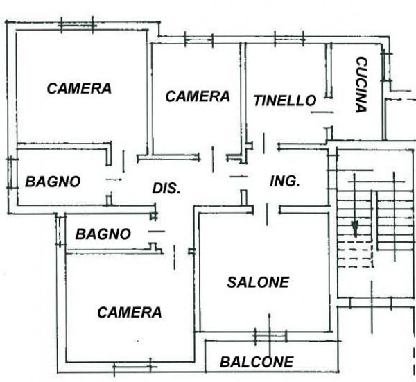 Appartamento a Spoleto - Loc. Mognano (cod. 2019) img