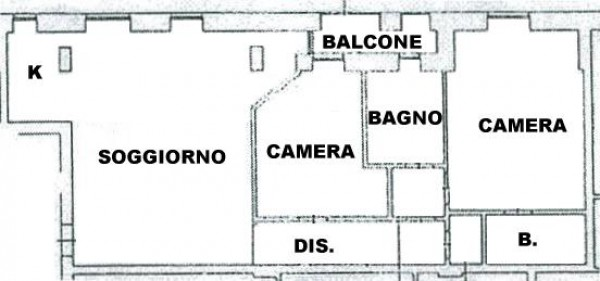 Appartamento a Spoleto - Via Marconi - Traversa (cod. 2020) img