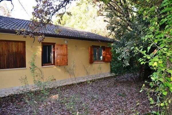 Spoleto Loc. Torricella, graziosa casa semindipendente con giardinetto