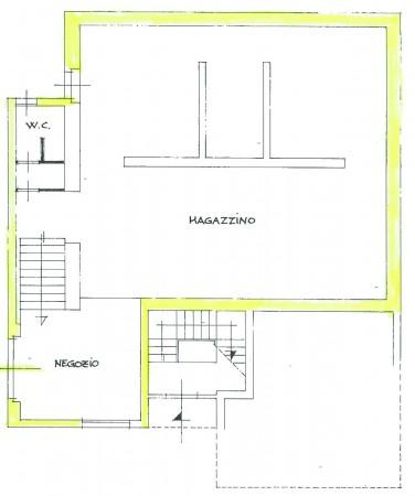 Affitto locale commerciale a Spoleto - Via Marconi Angolo Via Piazza D'armi (cod. 1196b)