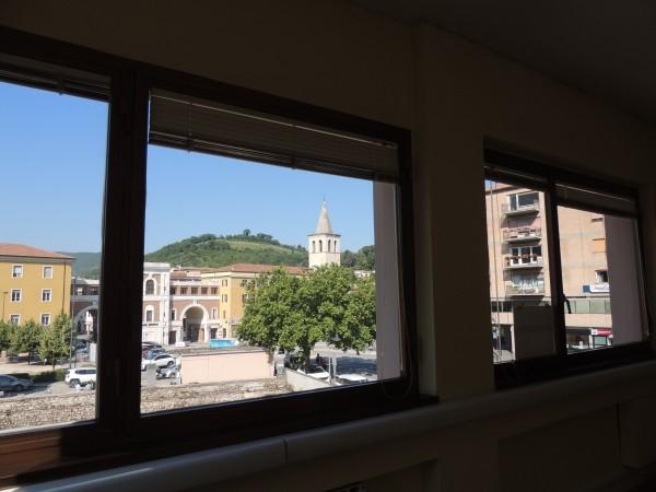 Affitto locale commerciale a Spoleto - Via Cacciatori Delle Alpi / Via Flaminia (cos. 1196 B) img