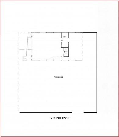 PRENESTINA/POLENSE,LOCALE COMMERCIALE FRONTE STRADA img