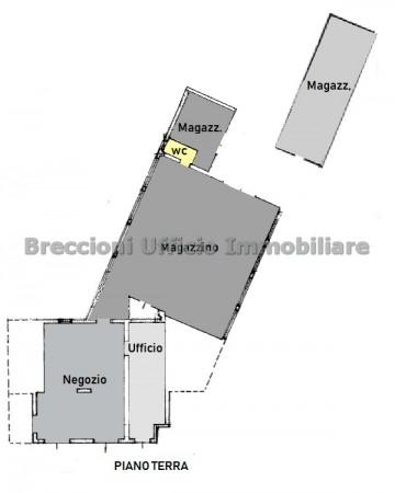 Vendita locale commerciale a Trevi - Via Popoli img