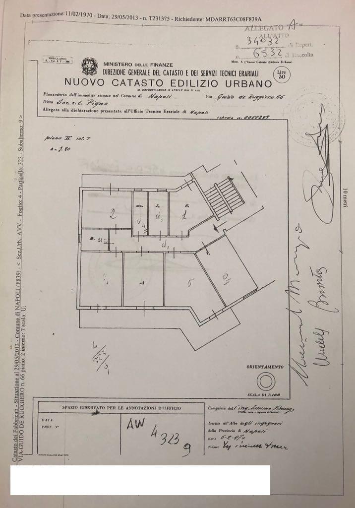 Appartamento, via De Ruggiero, Arenella, Vendita - Napoli (Napoli)
