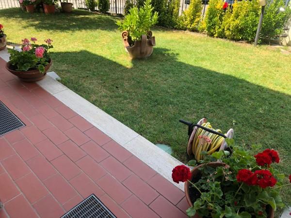 Villetta a schiera in vendita a Perugia, Montebello, 183 mq. img