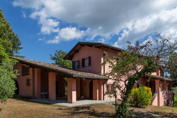 Villa in vendita a Citerna, Con giardino, 260 mq.