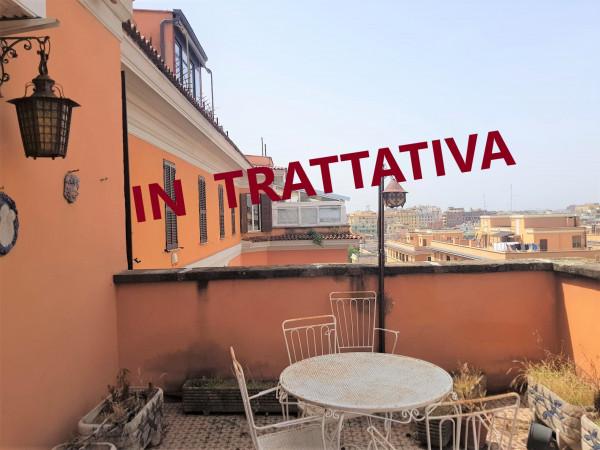 RE DI ROMA, ATTICO CON TERRAZZA PANORAMICA img