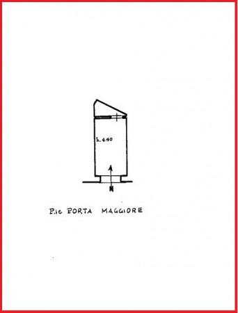 PORTA MAGGIORE , LOCALE COMMERCIALE C1 23 MQ img