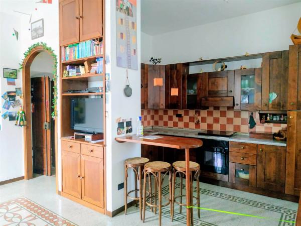 Appartamento in vendita a Città di Castello, Gorgone, Con giardino, 90 mq.