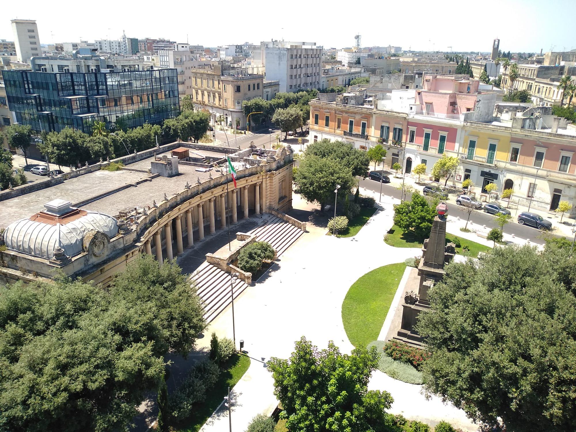 Appartamento, via Cavour, centro, Affitto - Lecce (LE)