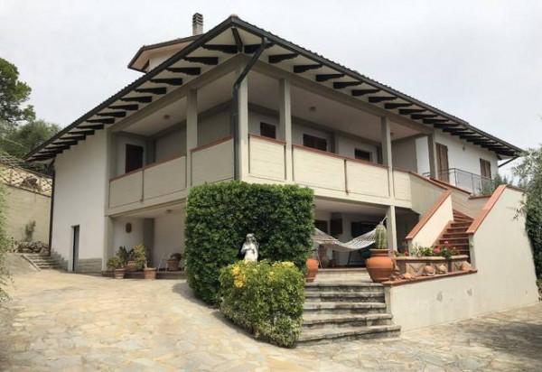 Villa in vendita a Perugia, Villa Pitignano, 384 mq.