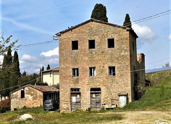 Rustico/Casale in vendita a Città di Castello, San Donino, Con giardino, 450 mq.